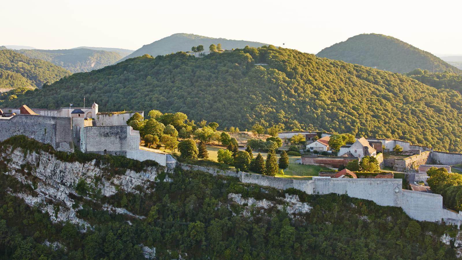 La citadelle de Besançon, chef-d'œuvre signé Vauban