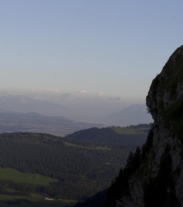 Randonné sur le Mont d'Or