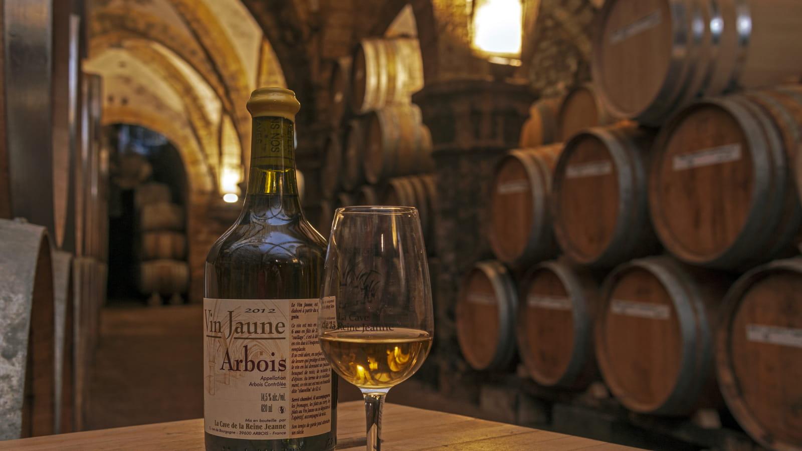 Clavelin de vin de jaune