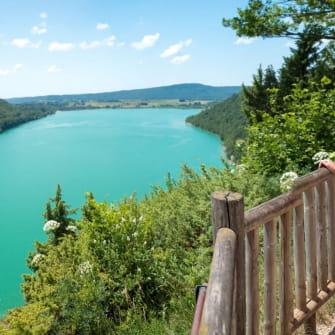 Belvédère du Lac de Chalain