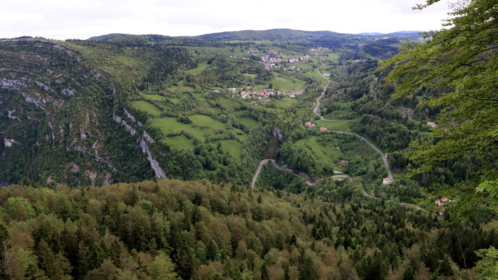 Espace Haut-Jura trail