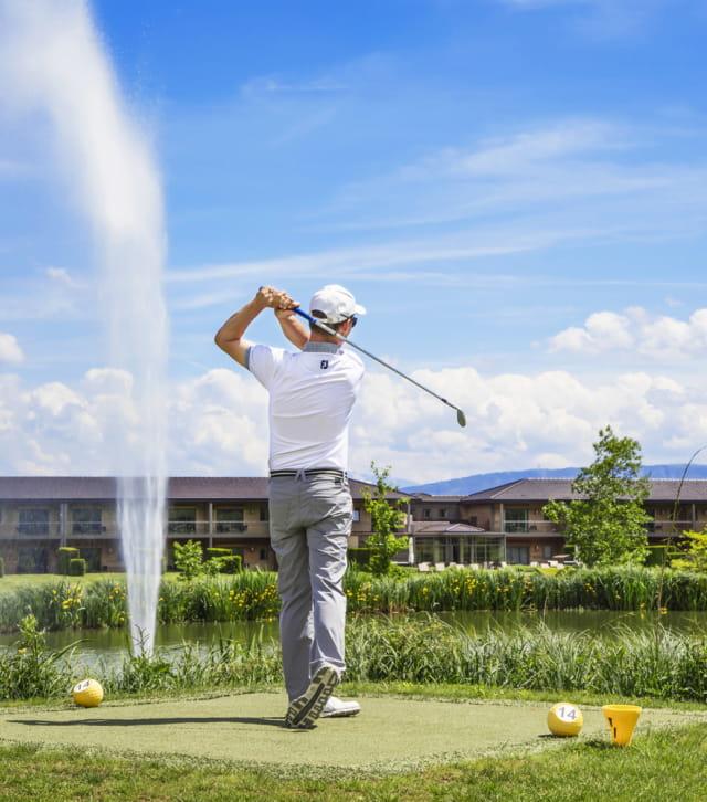 Golf du Jiva Hill Resort