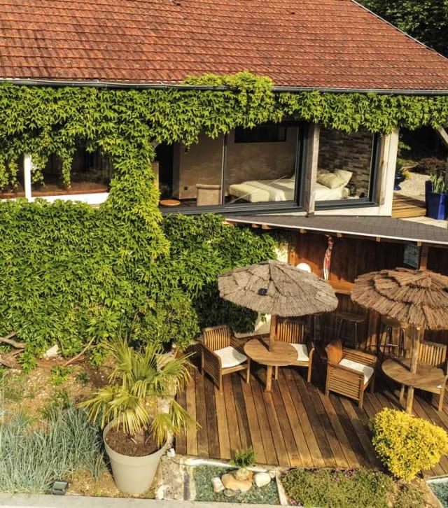 Les terrasses de Besançon