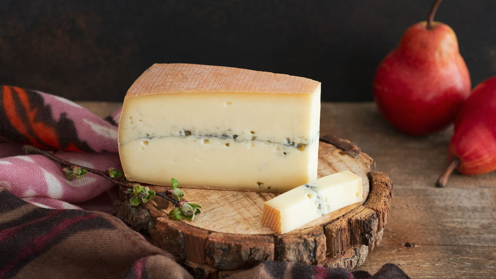Morbier, fromage typique du Jura