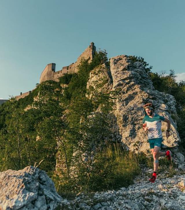 Trail autour de Besançon (Thibaut Baronian)