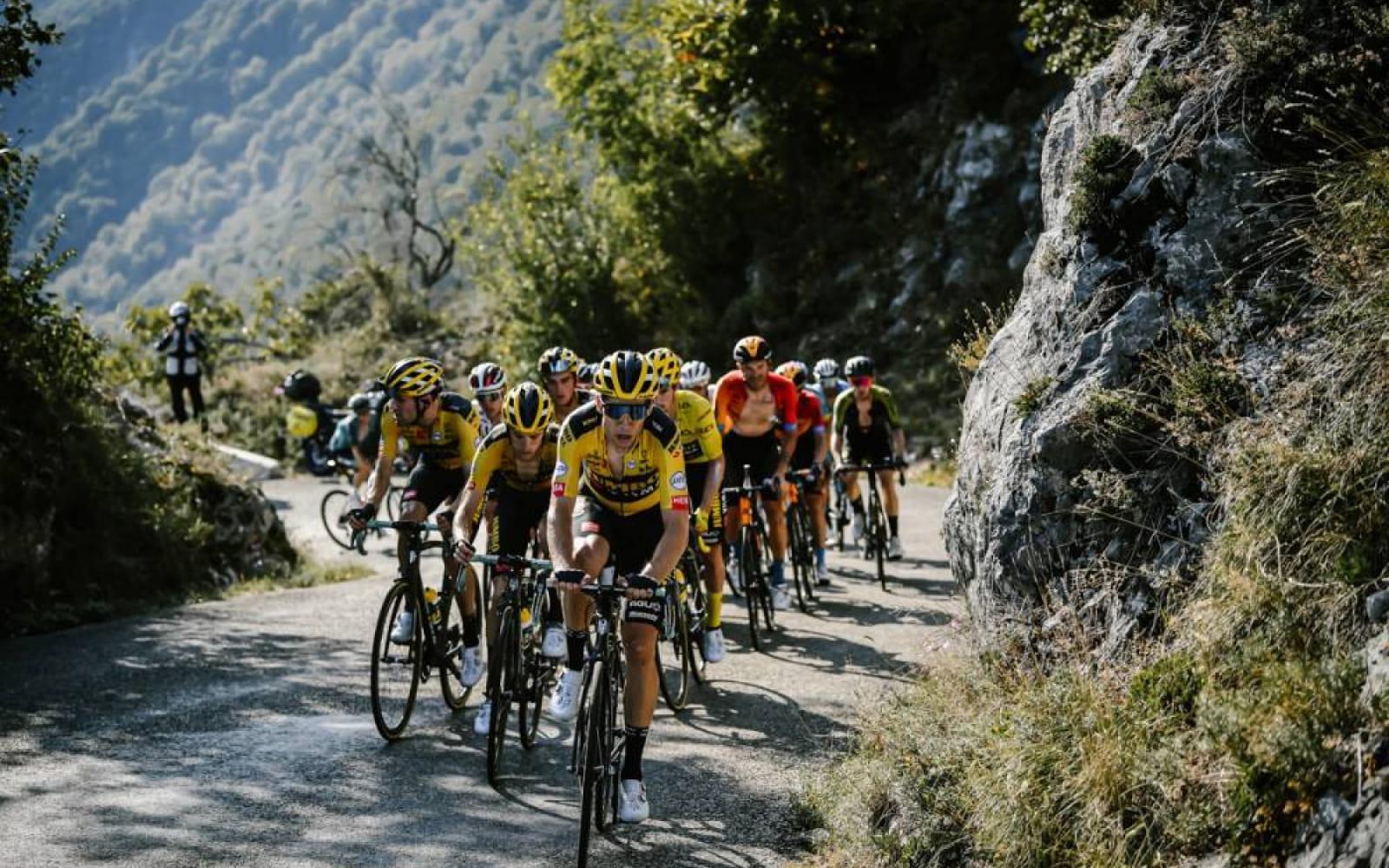Tour de France - Etape 15 Lyon / Grand Colombier