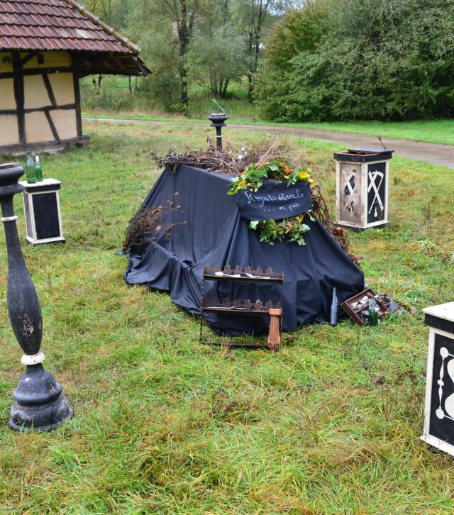 Halloween au musée des maisons comtoises
