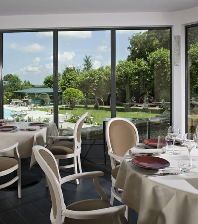 Le château du Mont Joly - Restaurant