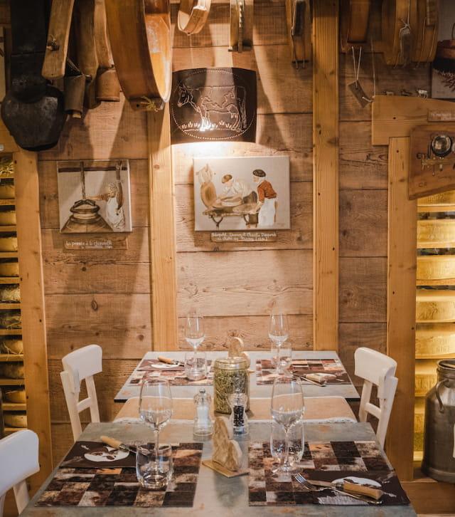 restaurant des bergers