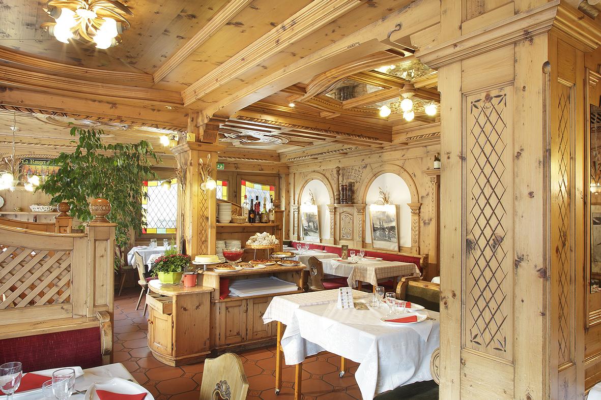 restaurant du fromage