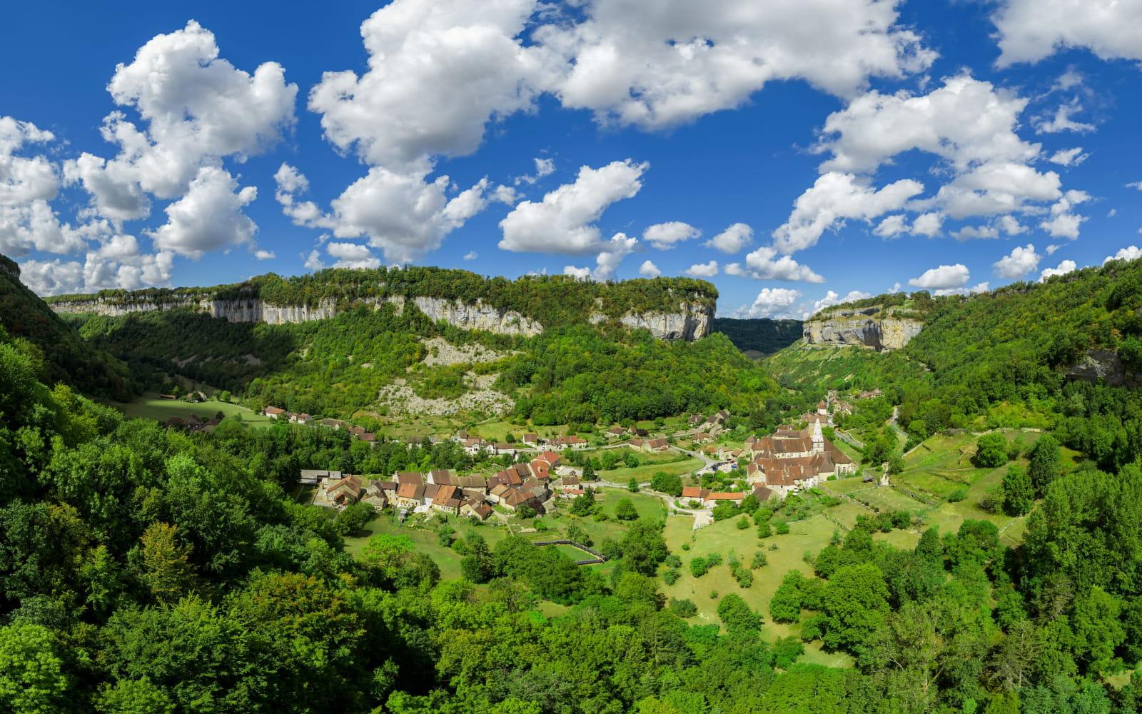 Village de Baume-les-Messieurs