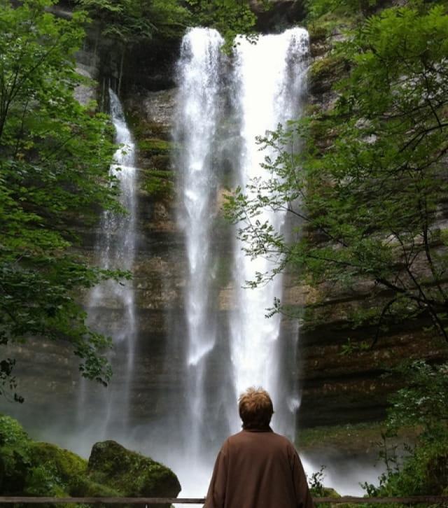 cascade du Lançot