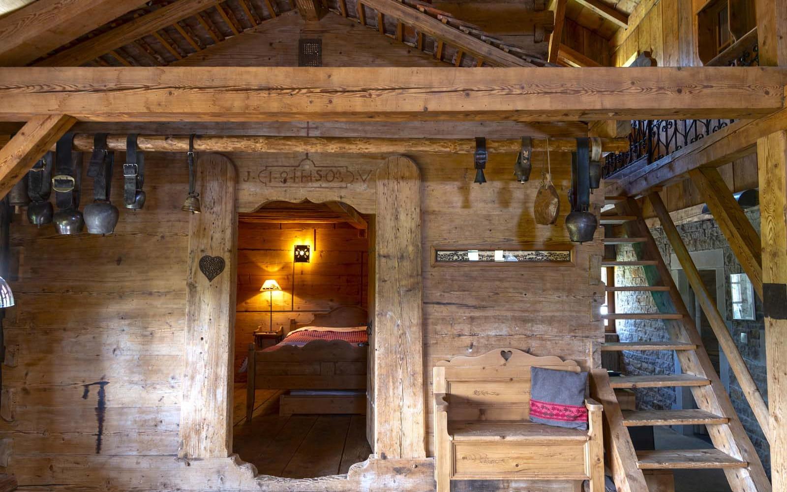 interieur chalet meix lagor