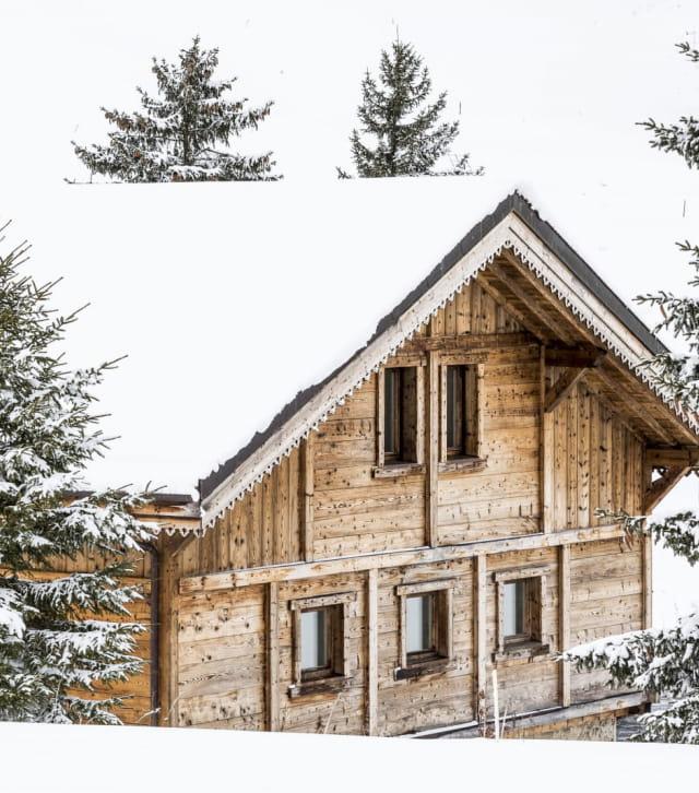 Chalet le Moulin des Scies Neuves