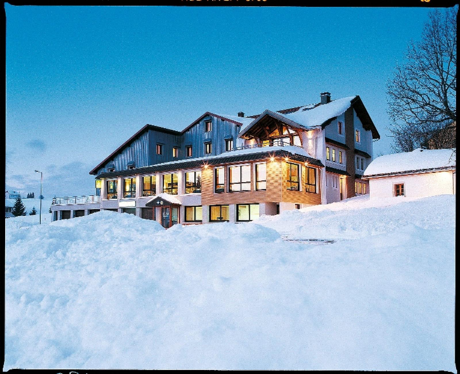 Escale détente et gourmande dans les Hautes Combes   Montagnes du Jura